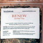 Renew Herbal Tea